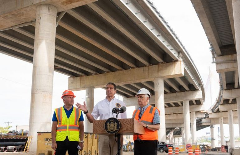 """NYC officials push for Cuomo to allow for """"design-build"""" for city projects"""
